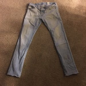 &Denim Men Jeans